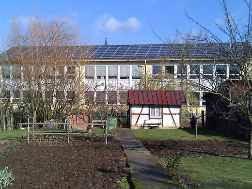 Goetheschule, Großen-Buseck