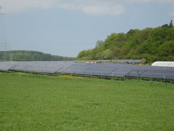 Solarpark Kernberg
