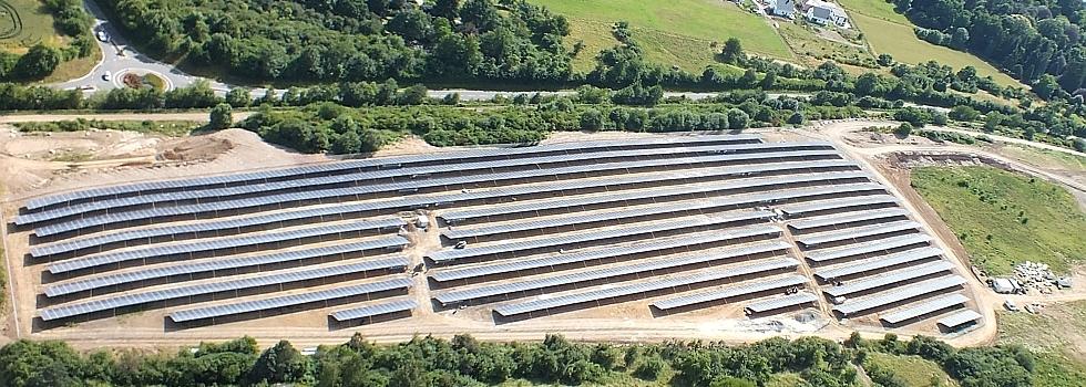 Solarpark Attenberg