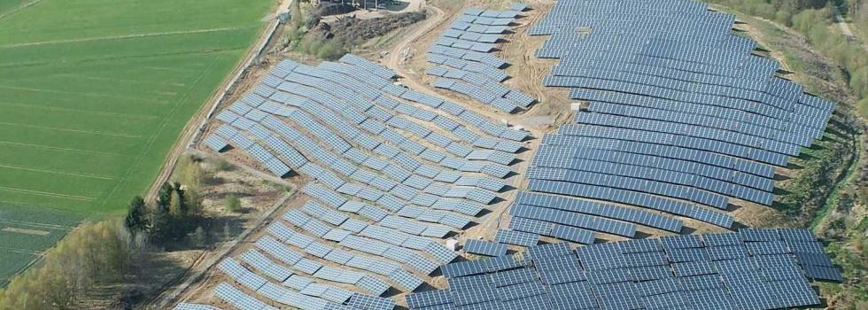 Solarpark Fernwald