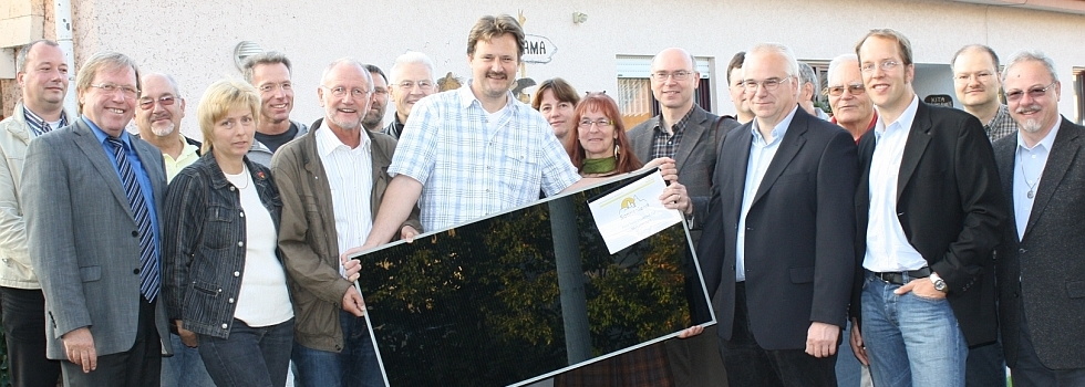 Einweihung Solaranlage Kita Panama